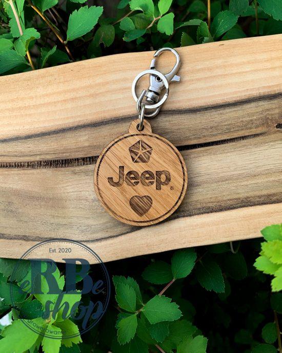 brelok jeep