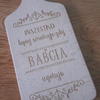 Deska dla Babci