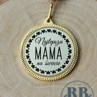 Medal Najlepsza Mama